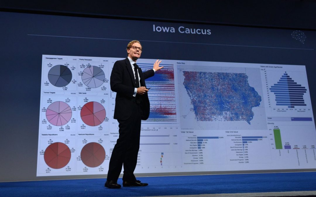 Cambridge Analytica CEO Called Black Clients 'N-Word' In Leaked Emails