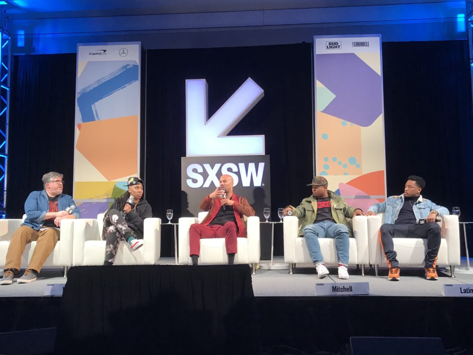The Chi Panel SXSW (Image: file)