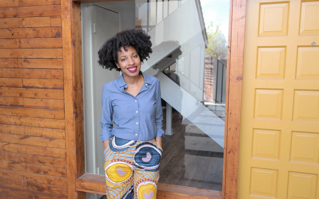 YOUNG, BLACK REAL ESTATE INVESTOR TEACHES KEYS TO SUCCESS
