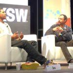 Young Guru and Rodney Sampson SXSW (Image: Opportunity Hub)