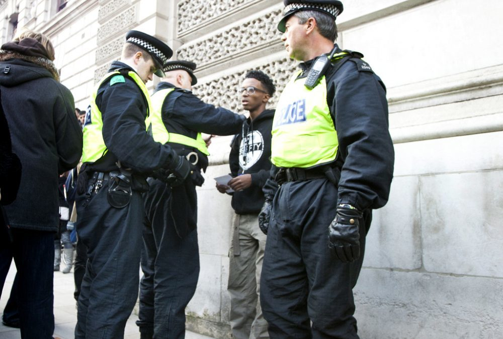 Overpolicing Starts in Black Schools