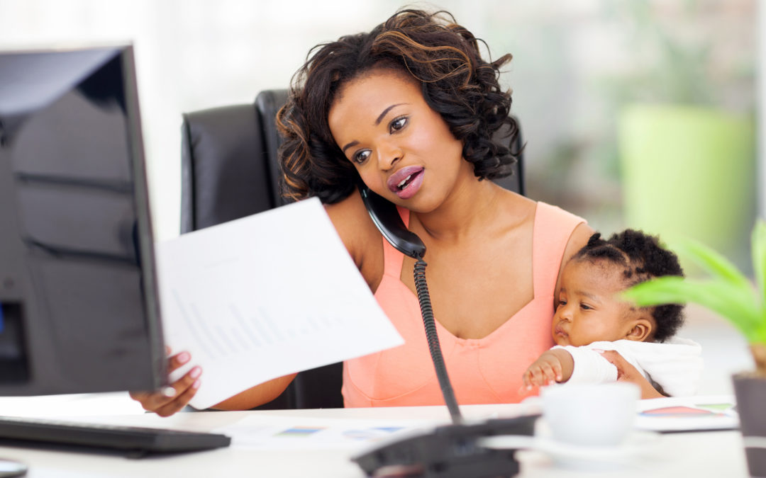 Survey: Birth Control, Reproductive Rights Key To Black Women Entrepreneurs' Success