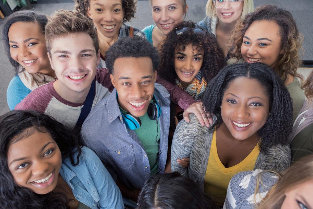 black millennials