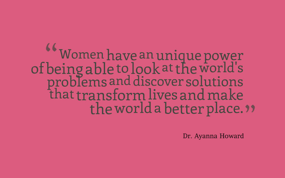 5 Inspirational Quotes For Women From Powerful Black Women