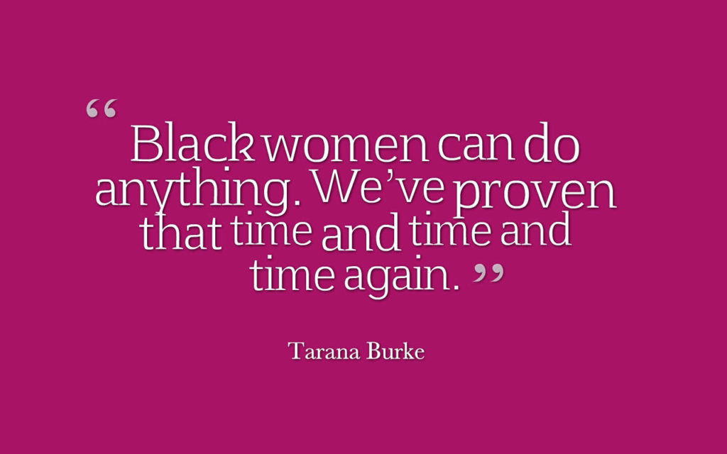 Inspirational Quotes For Women From Powerful Black Women