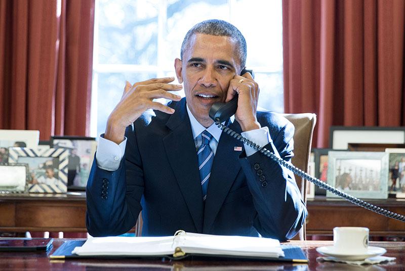 A.I. Video Depicting Barack Obama Shows Dangers of Fake News