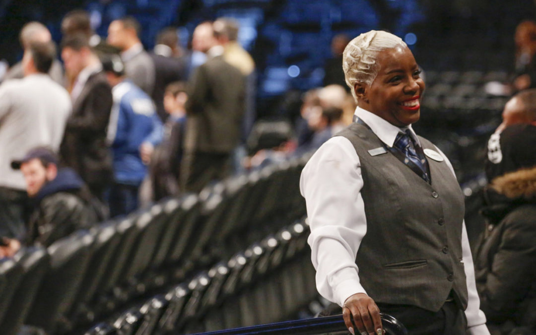 Why the NBA Honored This Single Mom