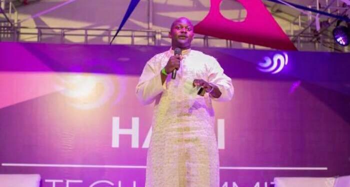 Einstein Kofi Ntim, founder of Ghana Tech Summit (Image: Haiti Tech Summit)