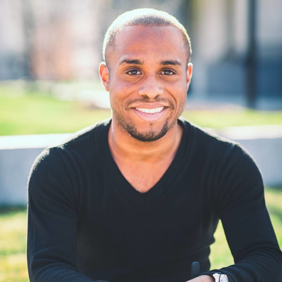 Founder and CEO of Scholly, Christopher Gray (Image: Facebook)