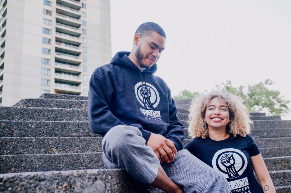 Black Founders Matter (Image: Akila Fields)