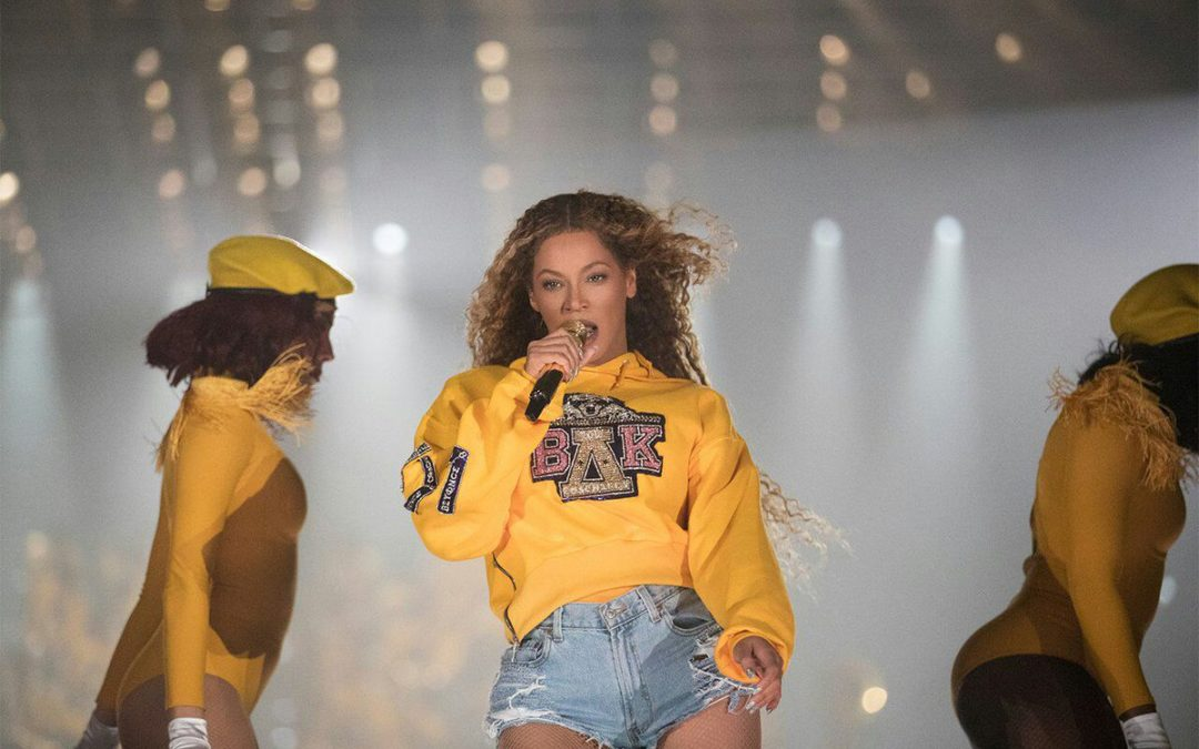 Beyonce and Balmain Launch Beychella-Inspired Apparel to Benefit Black Students