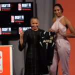WNBA salaries Lisa Borders
