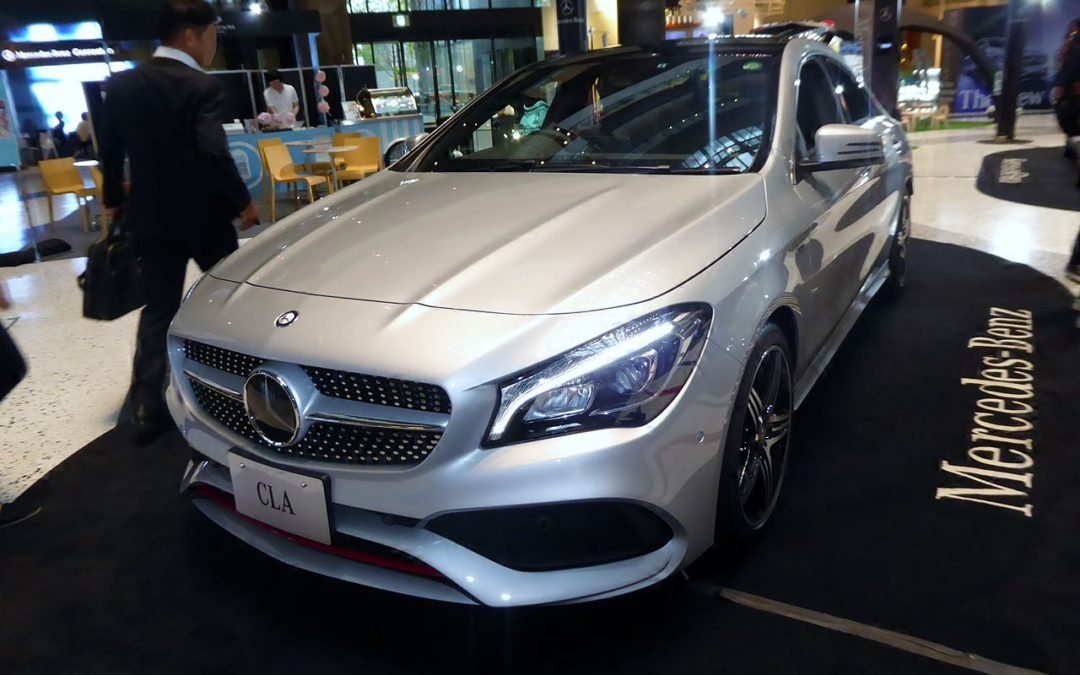 New Service Lets You Drive a New Mercedes-Benz Every Month