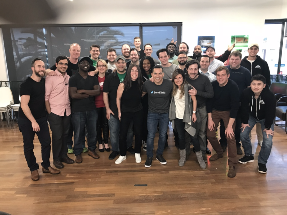 Techstars Anywhere Class of 2018 (Image: Techstars)
