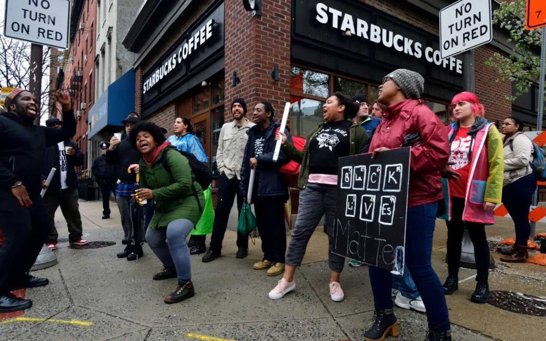 Starbucks Manager Says the Coffee Giant Discriminated Against White People in New Lawsuit