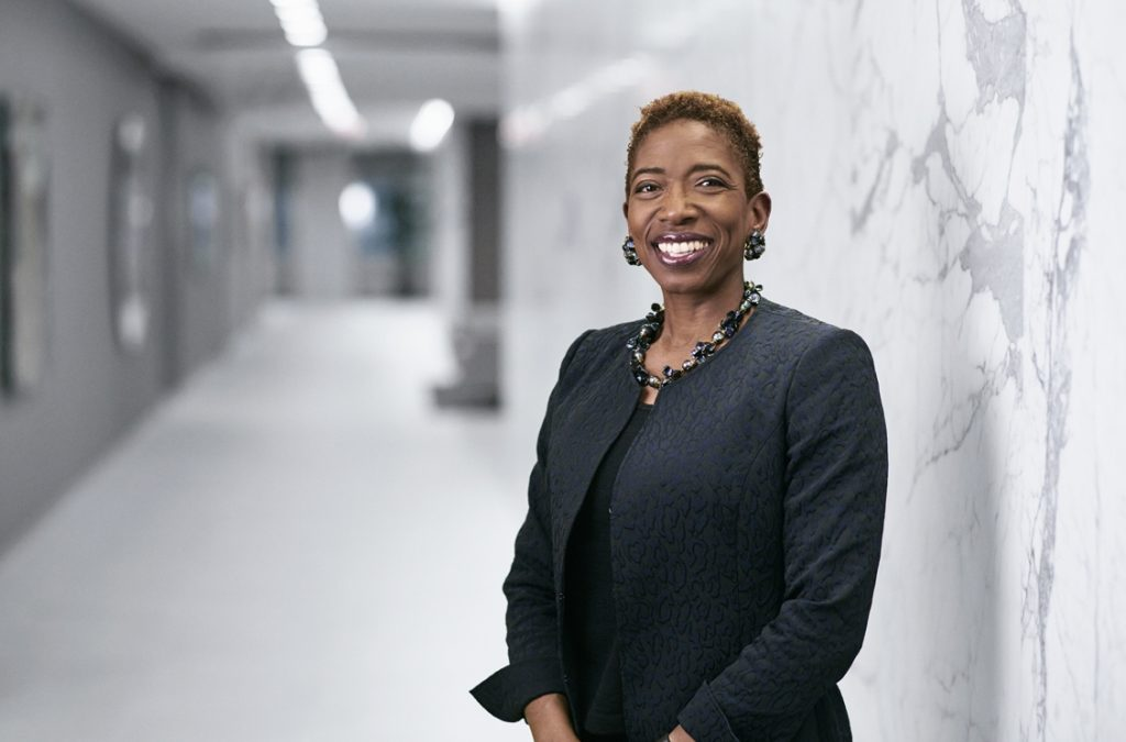 [WATCH] Carla Harris on Why Being Good at Your Job Isn't Enough