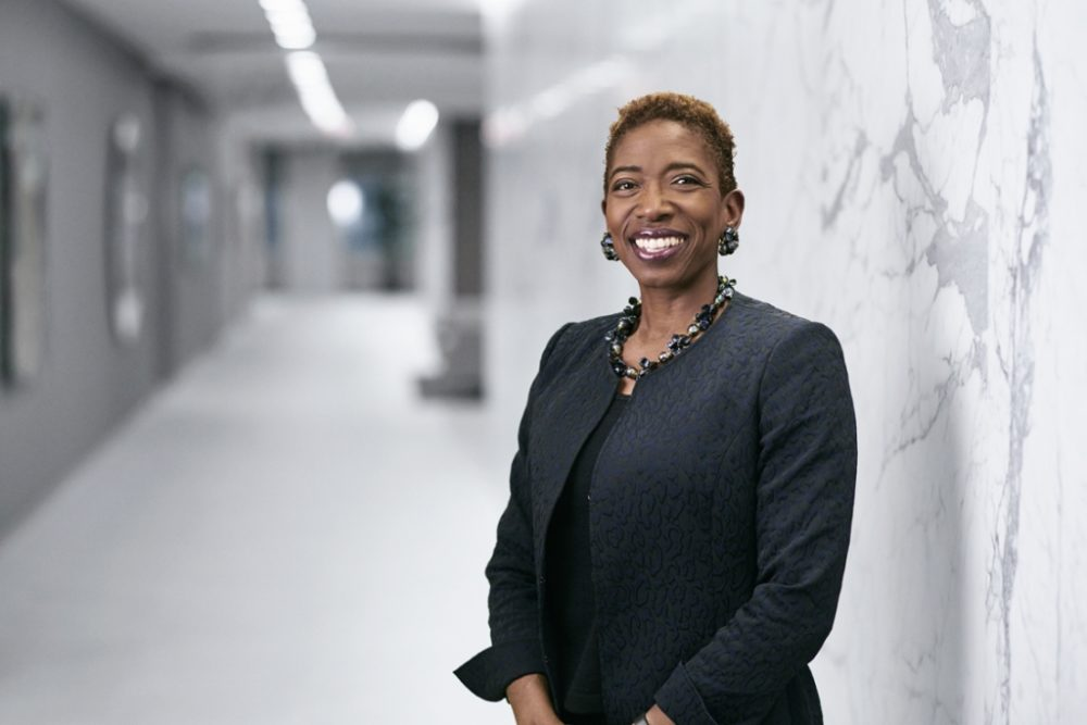 leadership Carla Harris Morgan Stanley