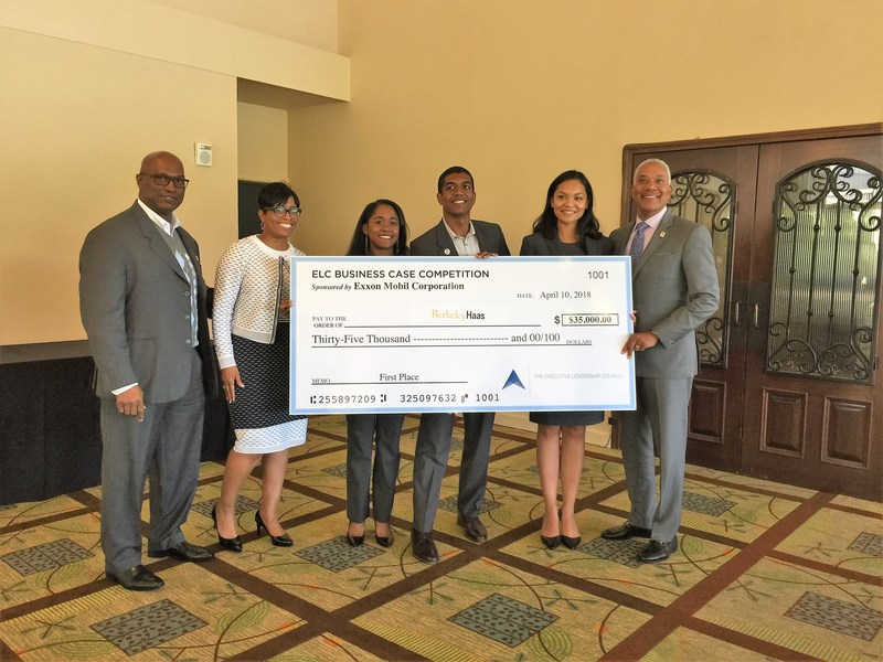 The Executive Leadership Council 2018 National Business Case Competition