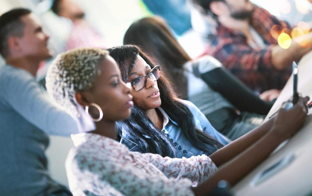 black millennial entrepreneurs
