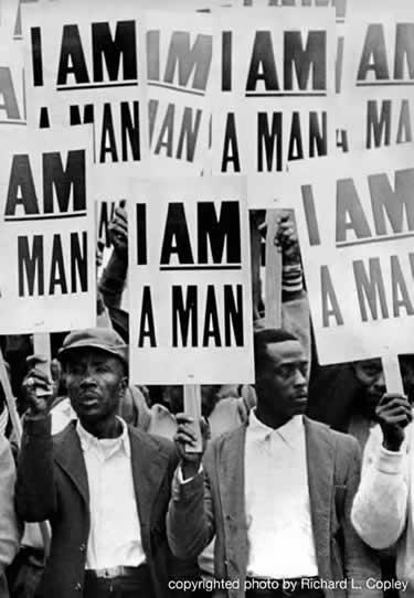 Martin Luther King Jr. Memphis