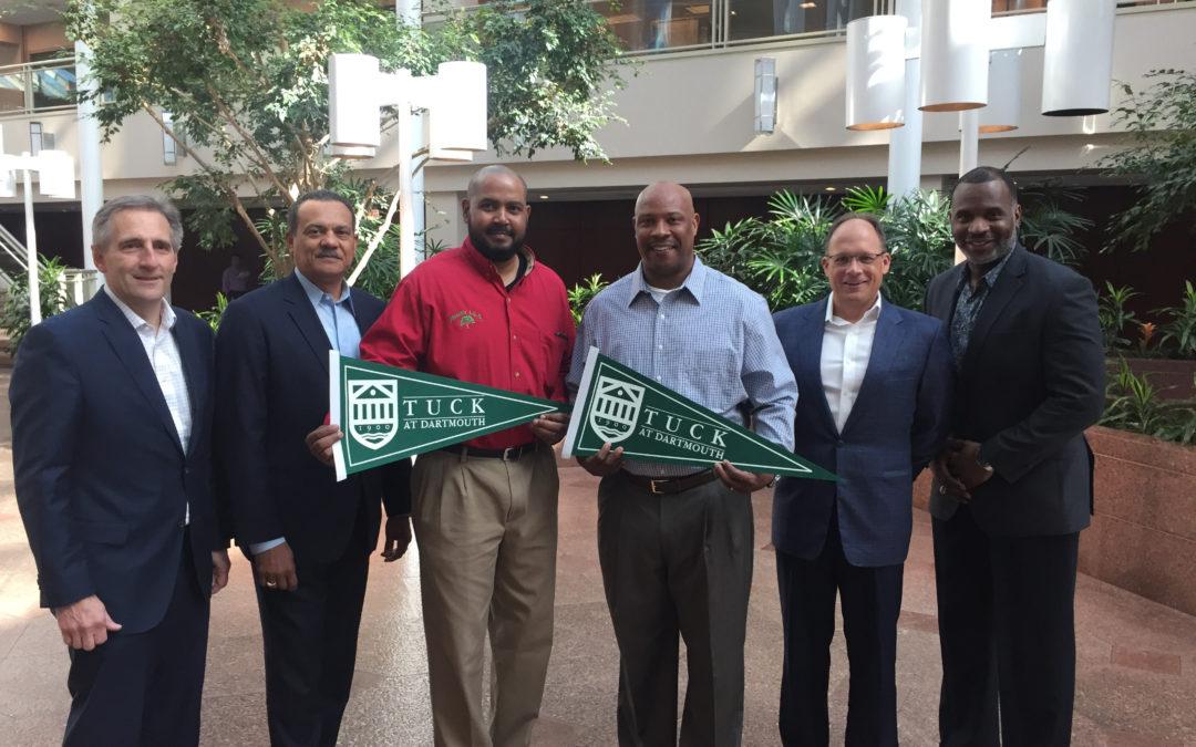 Black Executives Win Ivy League Scholarships to Prestigious Business School