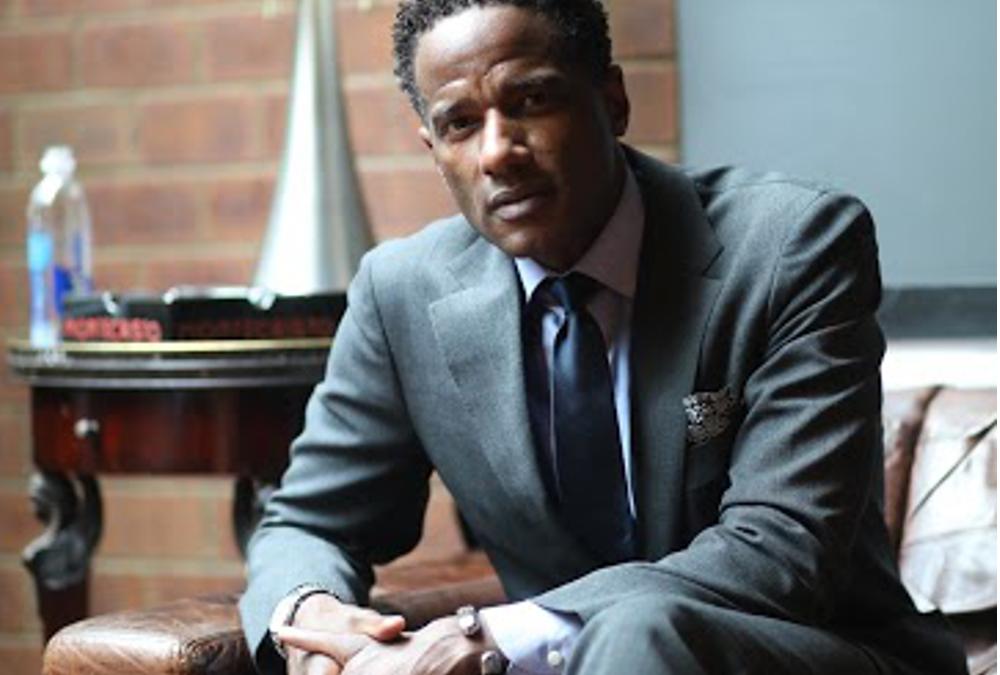BE Modern Man: Meet 'the Communications Exec,' Eric J. Henderson