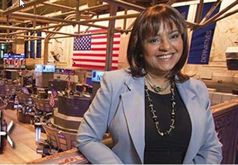 Meet Gail Pankey-Albert, One of the First African American Women Stockbrokers On Wall Street