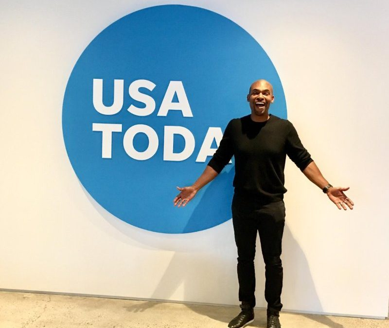 Paul Brunson Joins USA Today as Business Columnist and Host