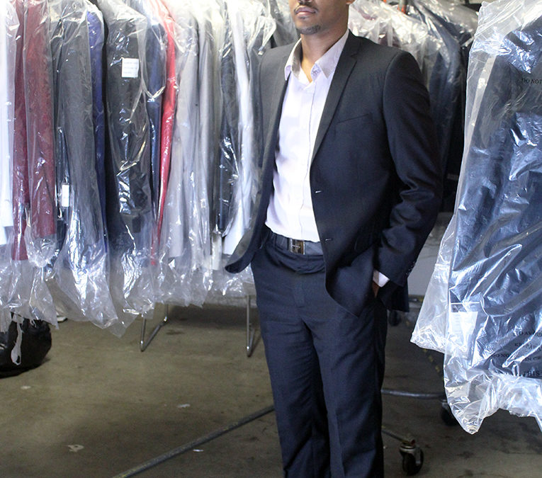 Entrepreneur Takes on the Formalwear Industry and Creates 'Perfect Tux'