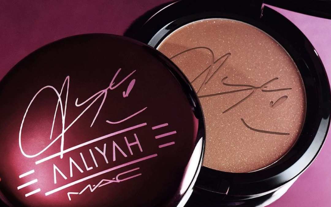 MAC Cosmetics Releasing Aaliyah Line for its Upcoming Collection