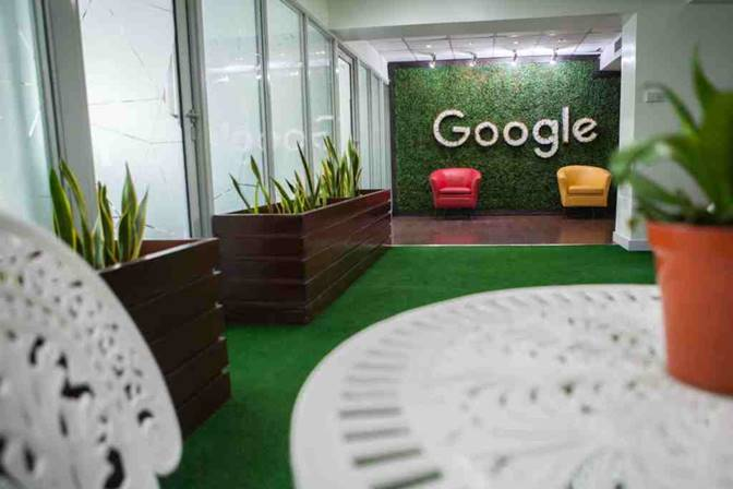 Google Office in Nigeria designed by Remi Dada (Image: Techpoint)