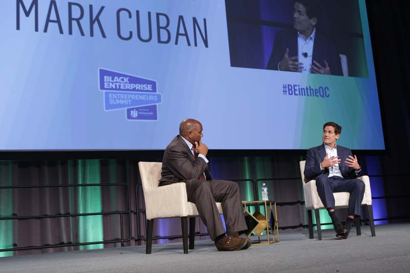 Will He or Won't He? Mark Cuban Talks Running for President