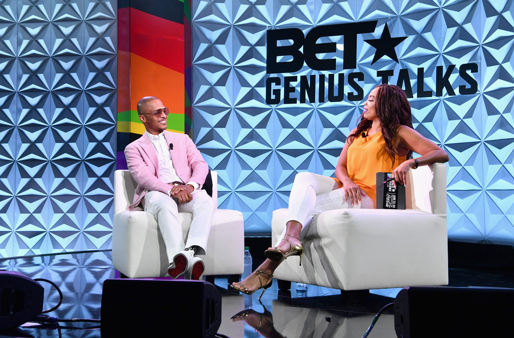 BET GeniusTalks: Secrets to Success from Yvonne Orji, T.I., Charles King, and More
