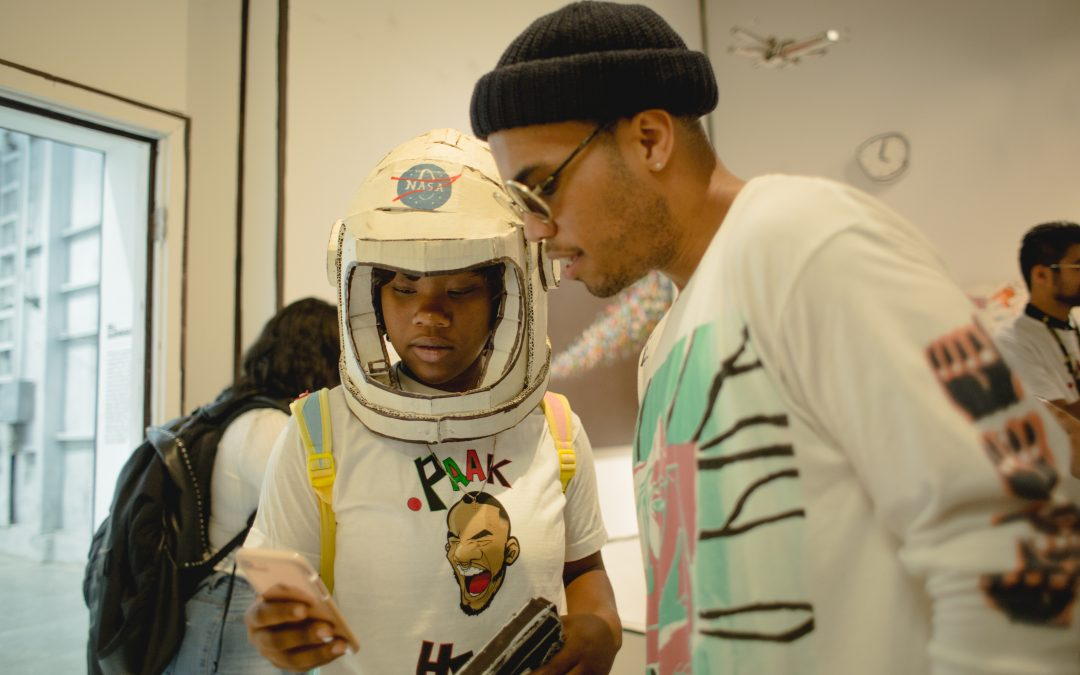 Paak House Partners with Beyond the Streets to Bring Foster Students Access to the Arts