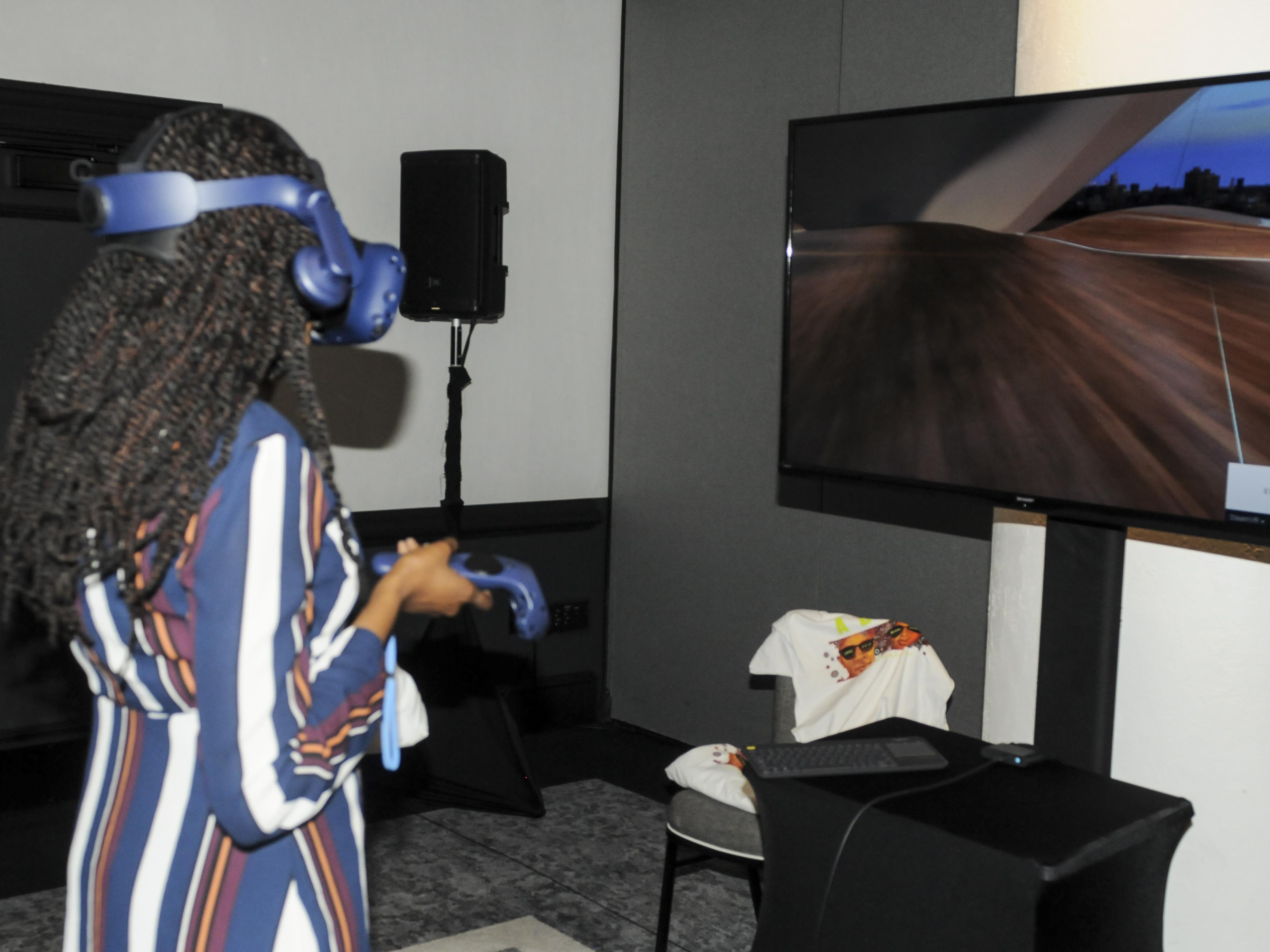 CADILLAC VR LOUNGE