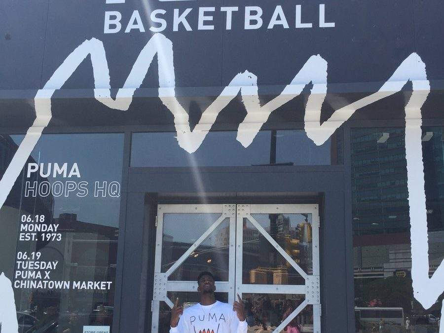 Puma Makes Power Moves, Signs Deandre Ayton, Marvin Bagley, and Jay-Z