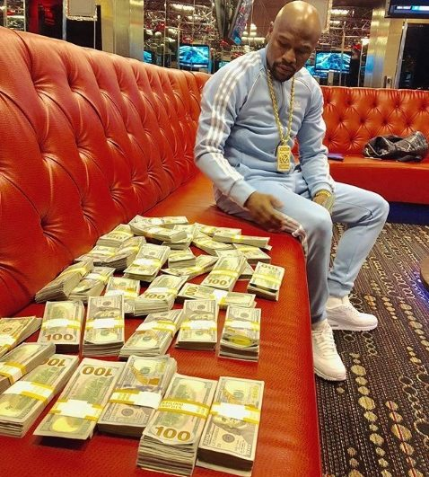 Floyd Mayweather's 'Billionaire Watch' is Just One of His Many Ridiculously Priced Purchases
