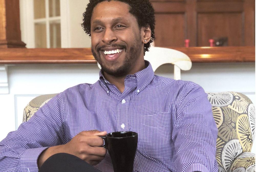 BE Modern Man: Meet 'the Resume Writer,' Tristan Layfield