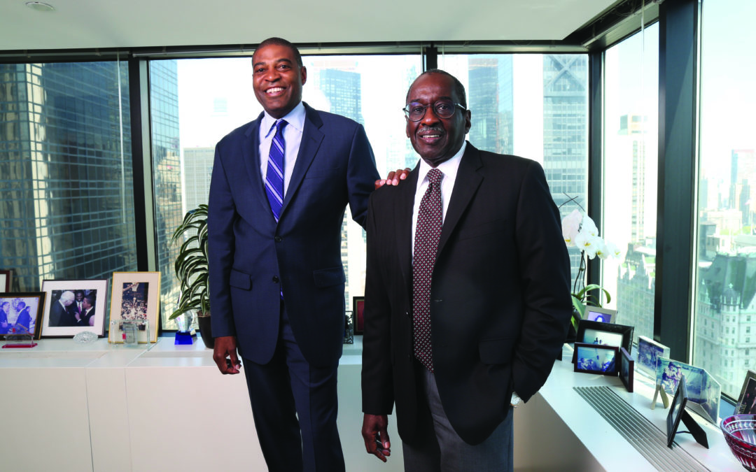 Smooth Operators: The Men Behind One of the Largest Black-Owned Private Equity Firms
