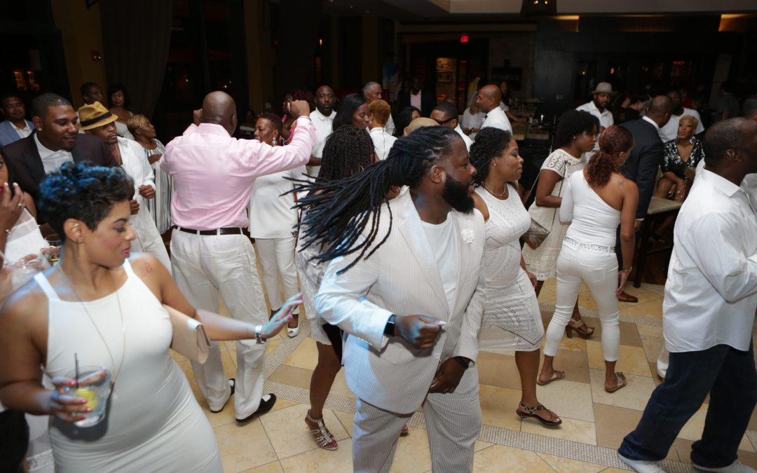 11 Ways Black Professionals Are Turning Up Labor Day Weekend