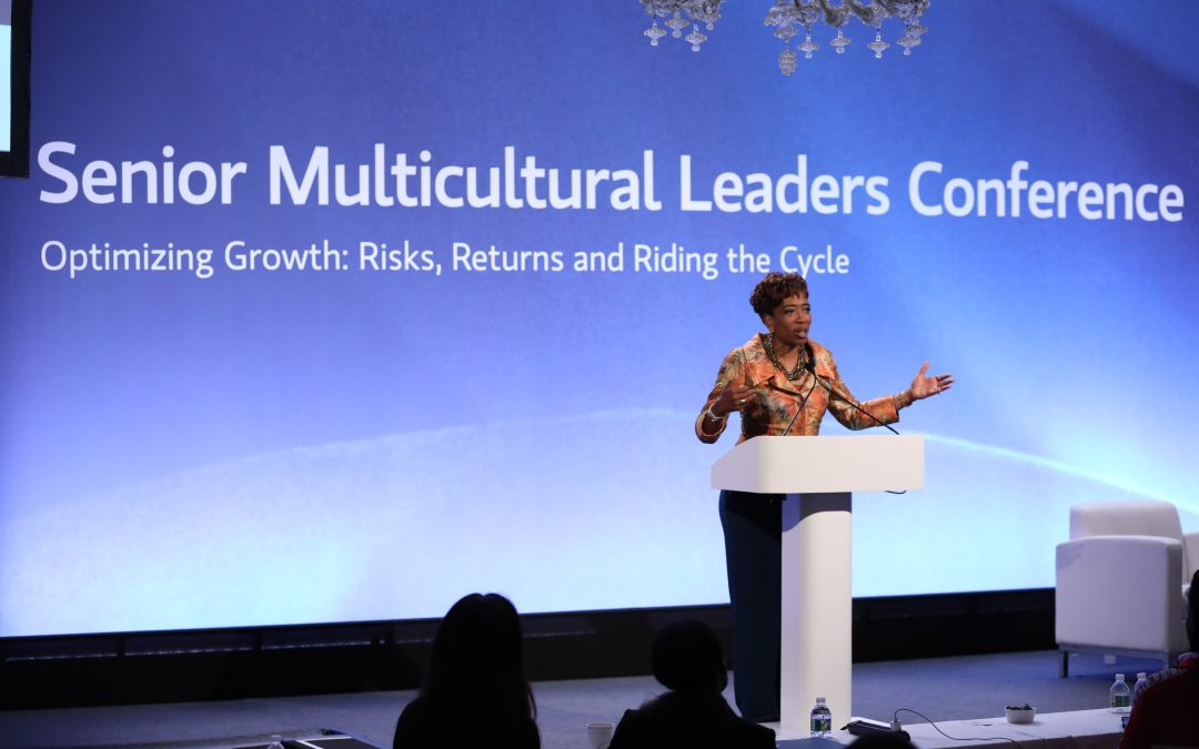 Morgan Stanley Conference Helps Multicultural Leaders Manage in Chaotic World