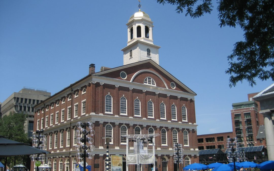 Activists Launch Boycott to Demand the Renaming of Historic Boston Landmark Faneuil Hall