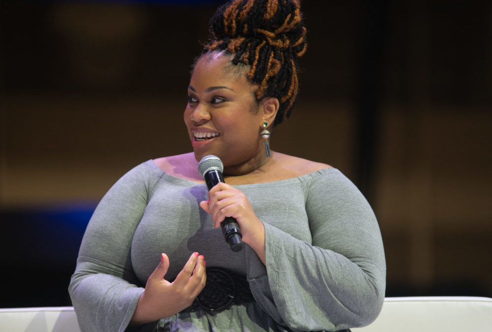 'The Hate U Give' Author Angie Thomas Talks About Upcoming Film and Using Love to Combat Hate