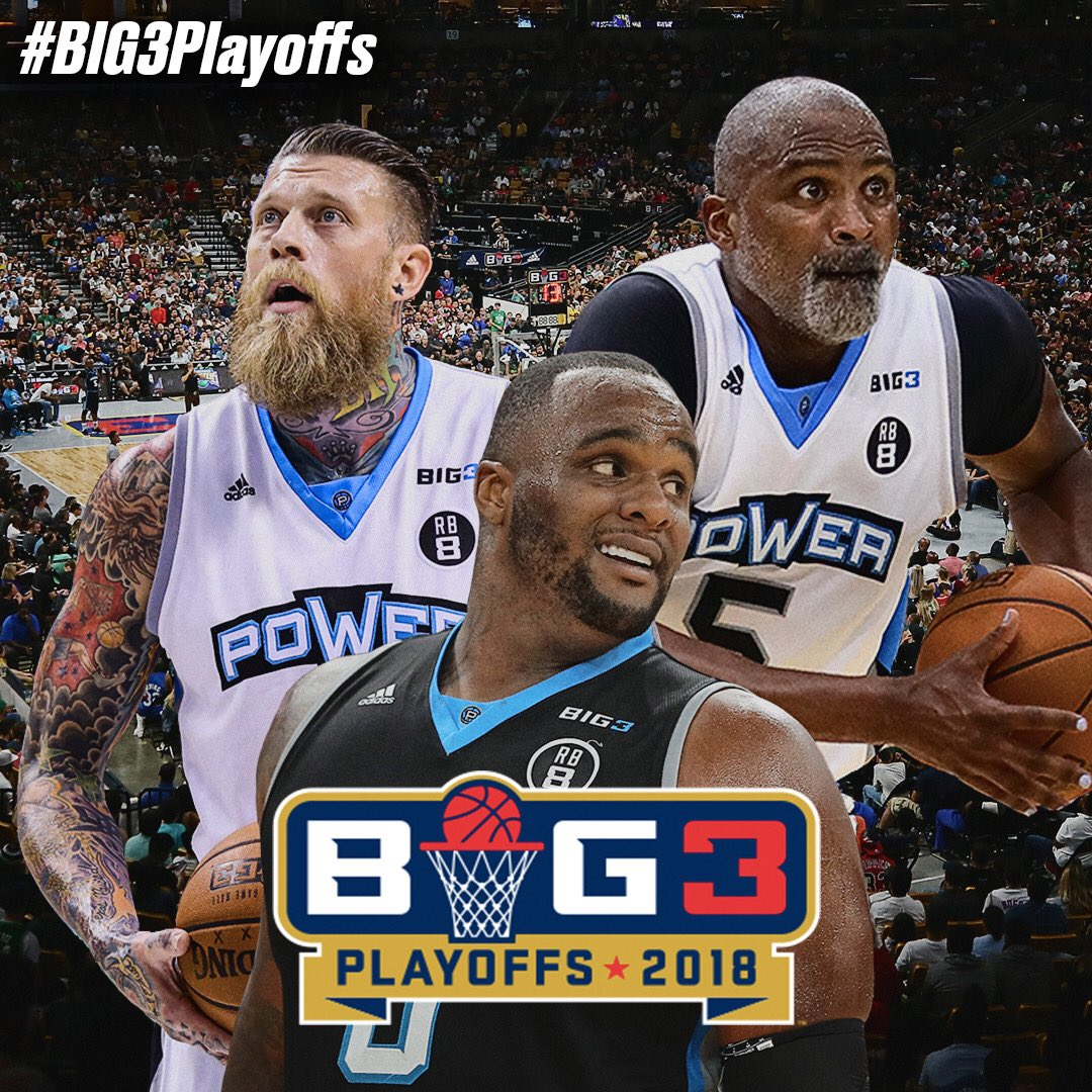 Big3 Basketball League
