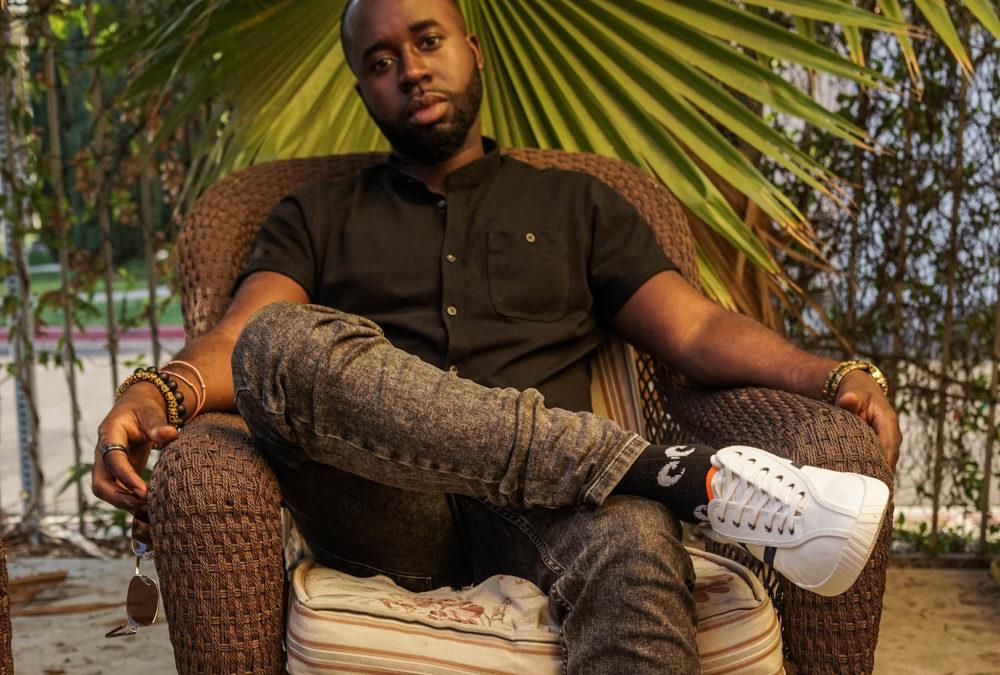 BE Modern Man: Meet the Filmmaker Michael Boakye