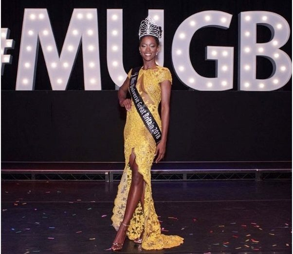 The First Black Woman to be Crowned Miss Universe Great Britain Speaks Out