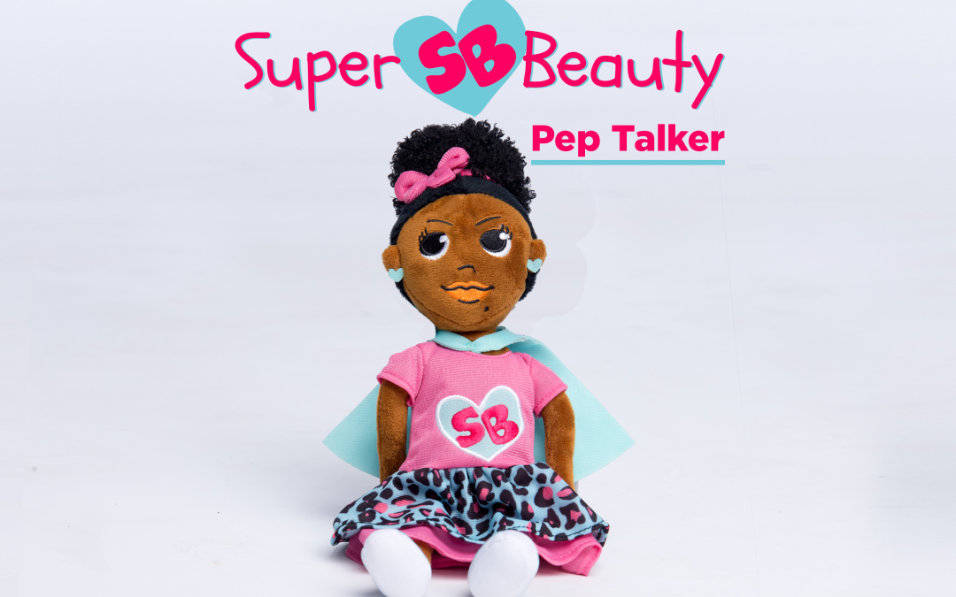 The Artist Who Created A Talking Doll to Boost Self-Esteem in Depressed, Bullied Girls