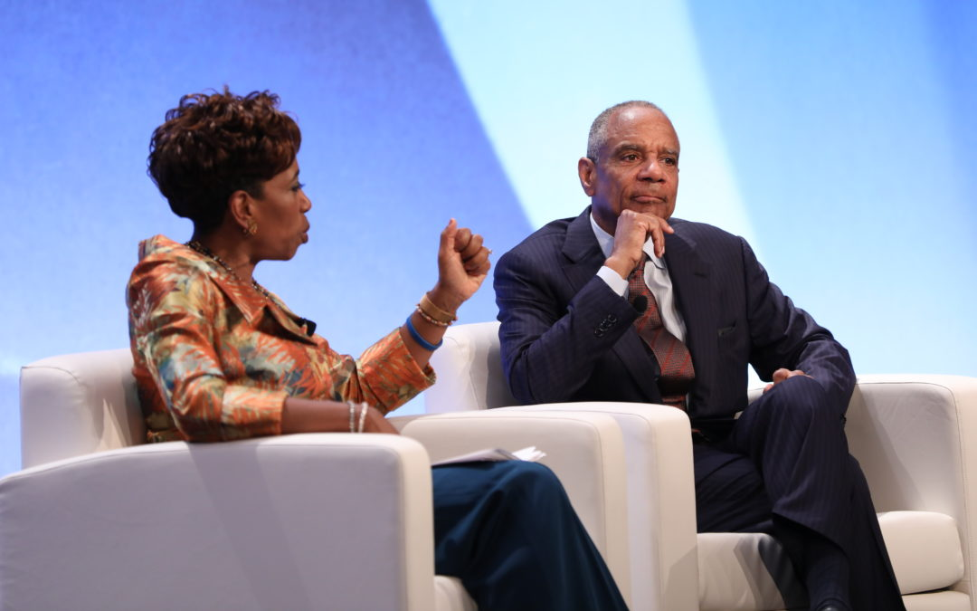 Leadership Lessons From Corporate Icons Ken Chenault and Dick Parsons
