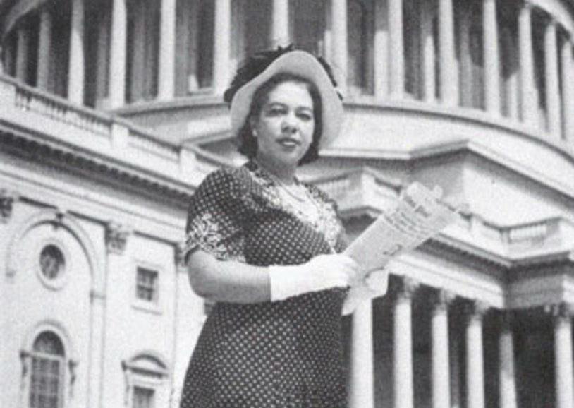 Alice Allison Dunnigan - black journalists