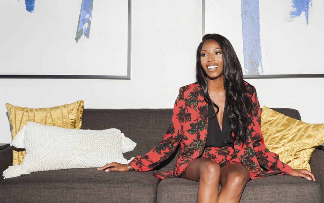 29-Year Old Venture Capitalist Talks Putting More Money in The Hands of Women of Color